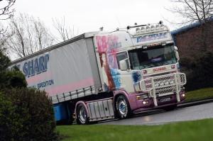 Scania & Trailer